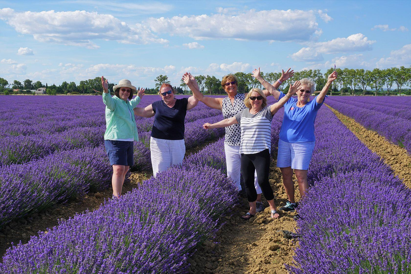 Explore Southern France Tours TripUSAFrance Southern France Lavender