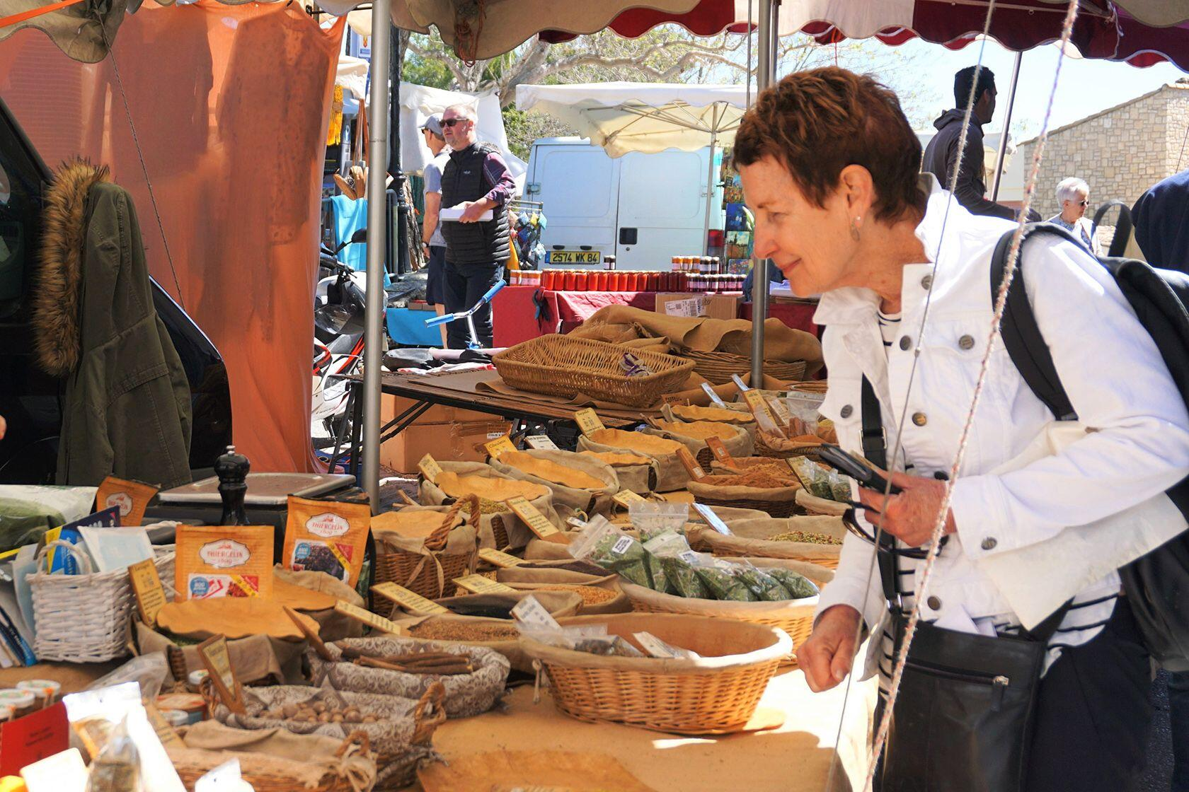 TripUSAFrance Touring Southern France Markets
