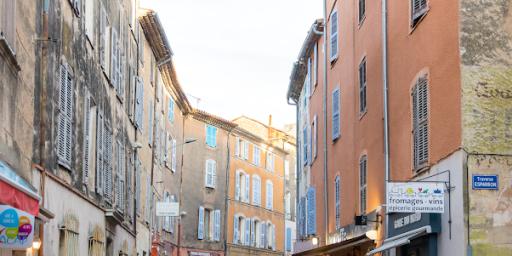 Truffles Visit Aups Provence