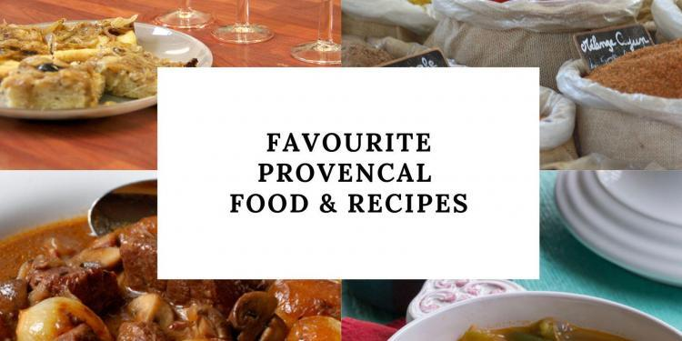 Food Favourites Recipes Provence