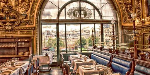 Le Train Bleu Paris