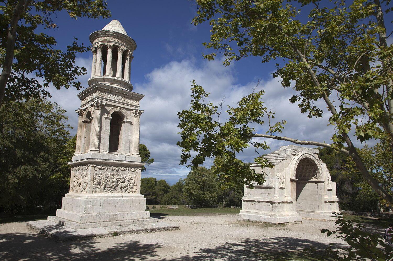 Glanum near St Rémy