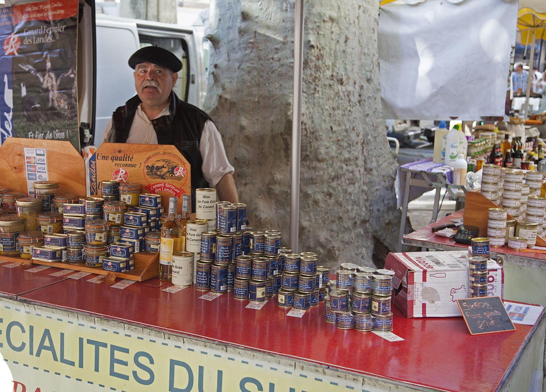 St Rémy Market
