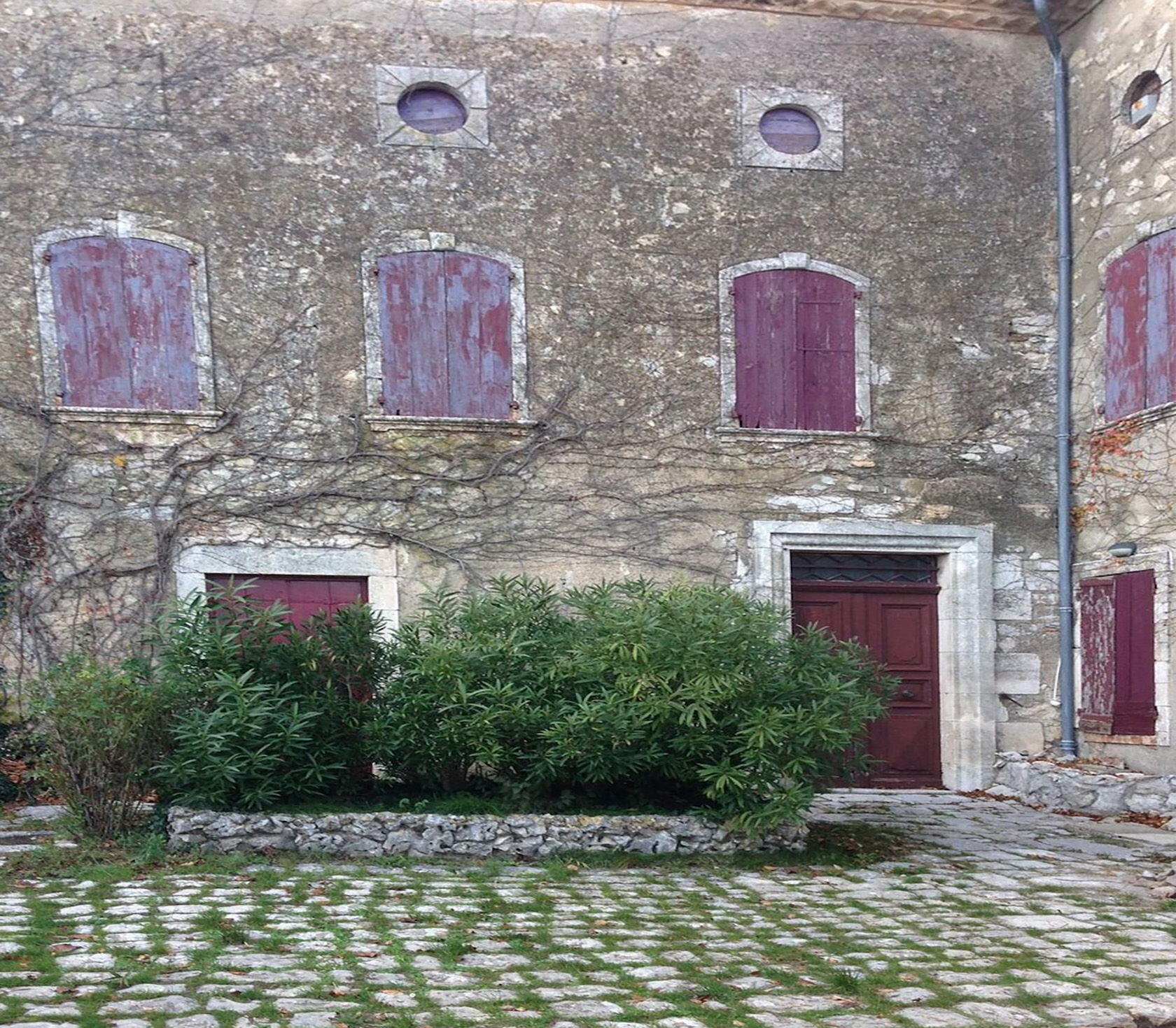 Village House Provence Art Travels