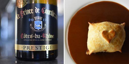 Wine Cellier des Princes Le-Prince-de-Courthezon