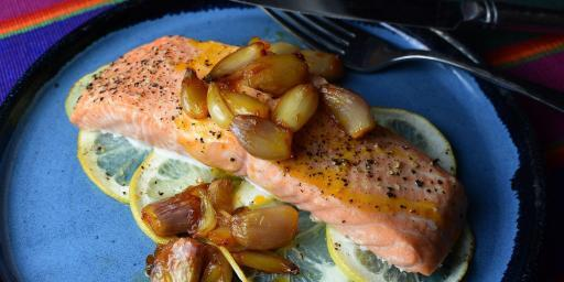 Market-Inspired Salmon