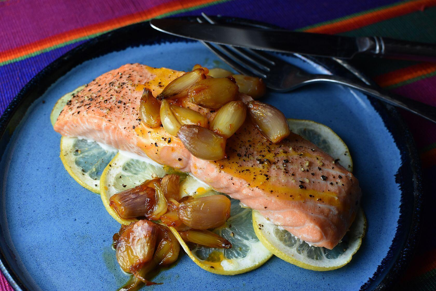 Market-Inspired Salmon