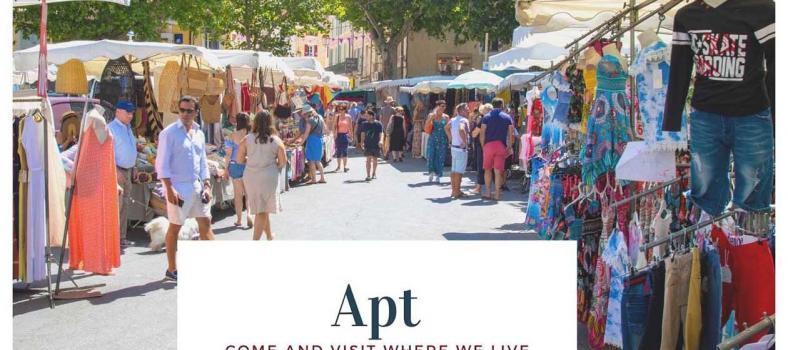 Apt Cent Cinq Holiday Apartments Apt Provence