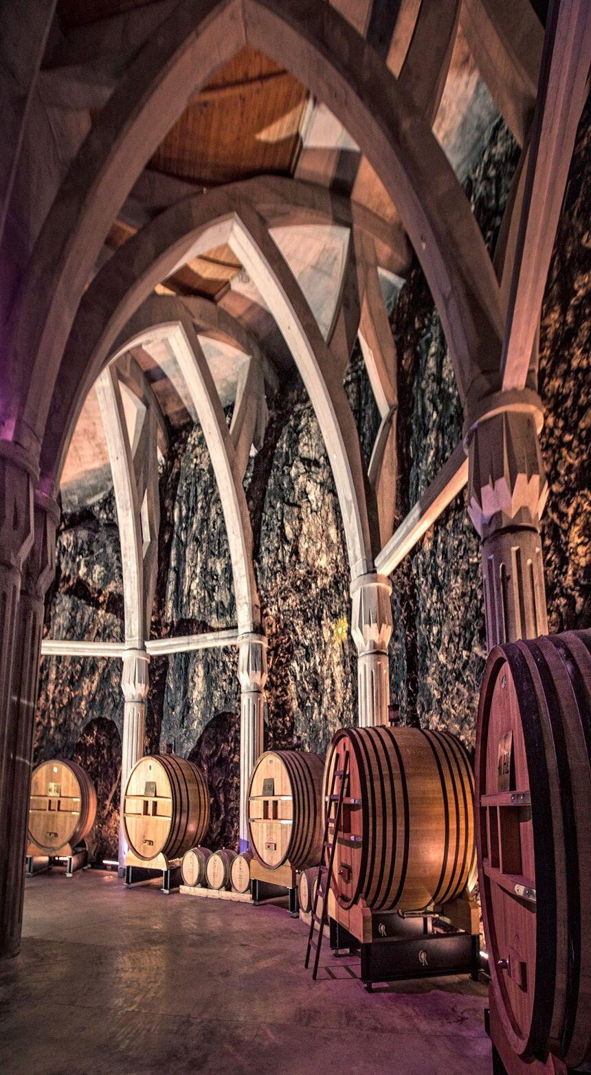 Chateau Romanin Vineyard Alpilles