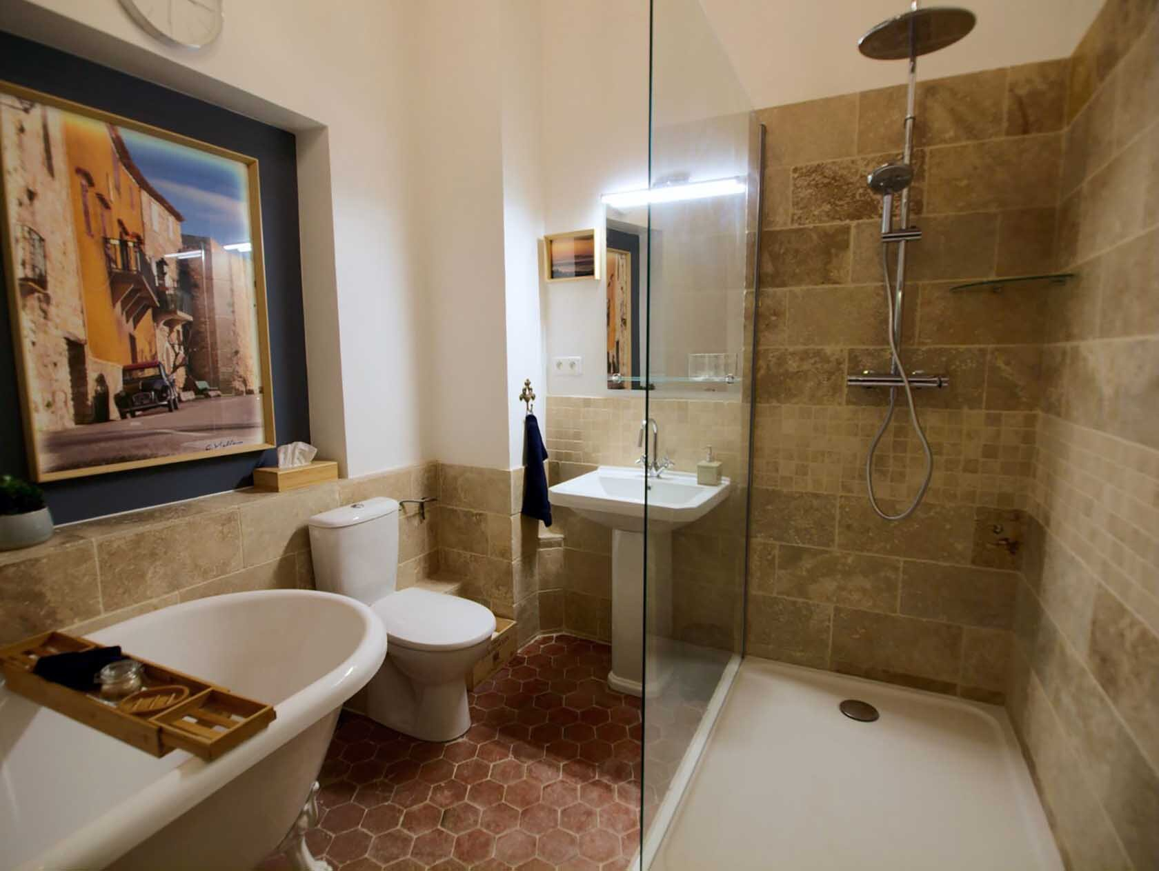 Holiday Apartments in Apt Cent Cinq