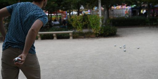 Pétanque Provence's Sport