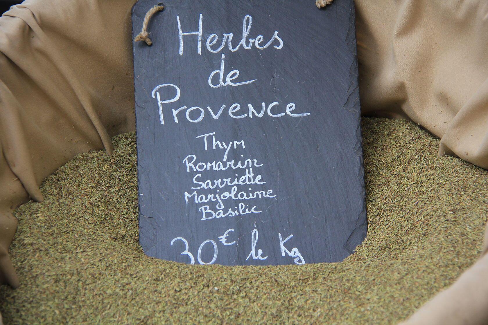 Сувениры из Прованса Herbes de Provence