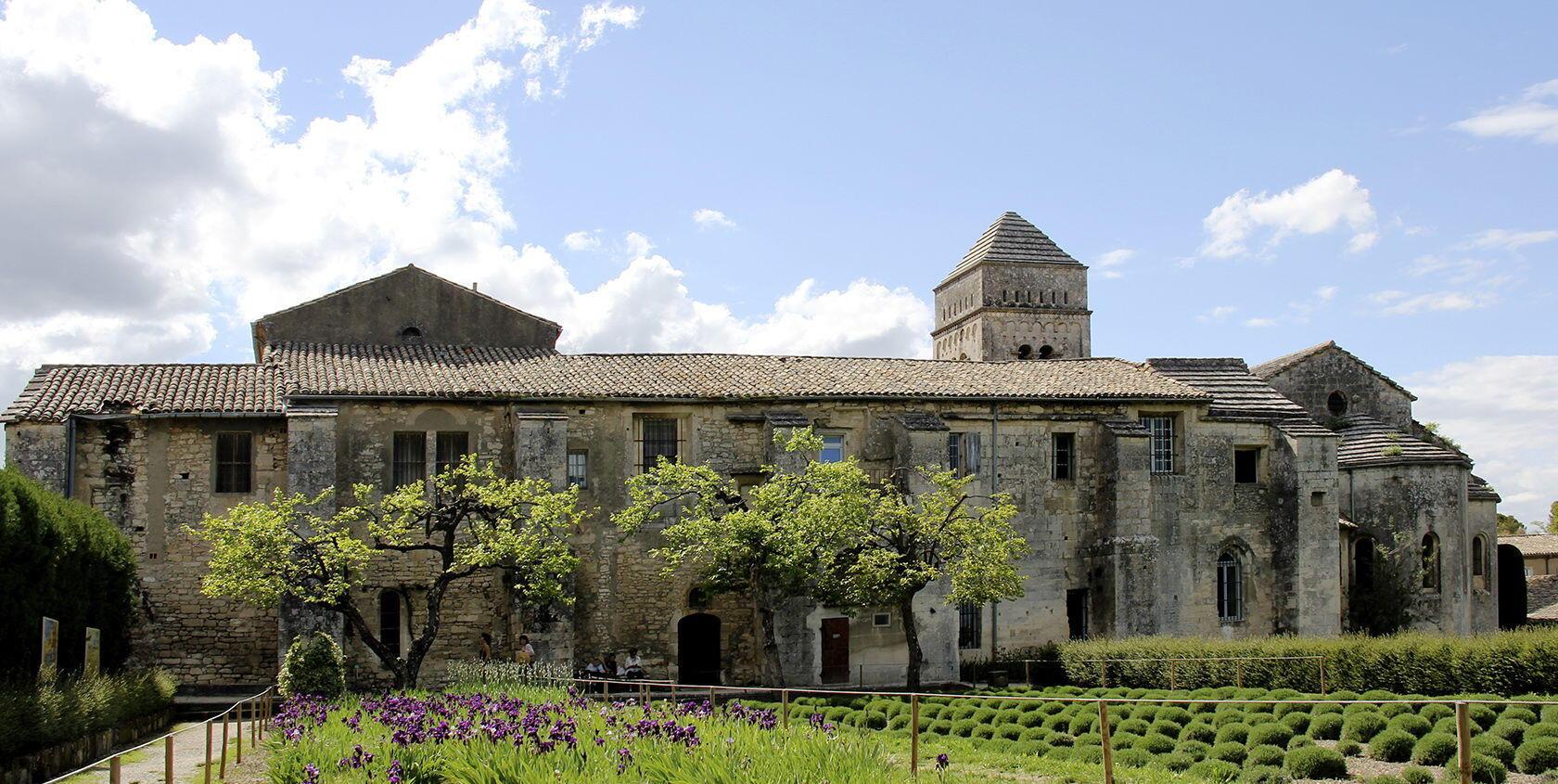 St Remy St Paul de Mausole Van Gogh
