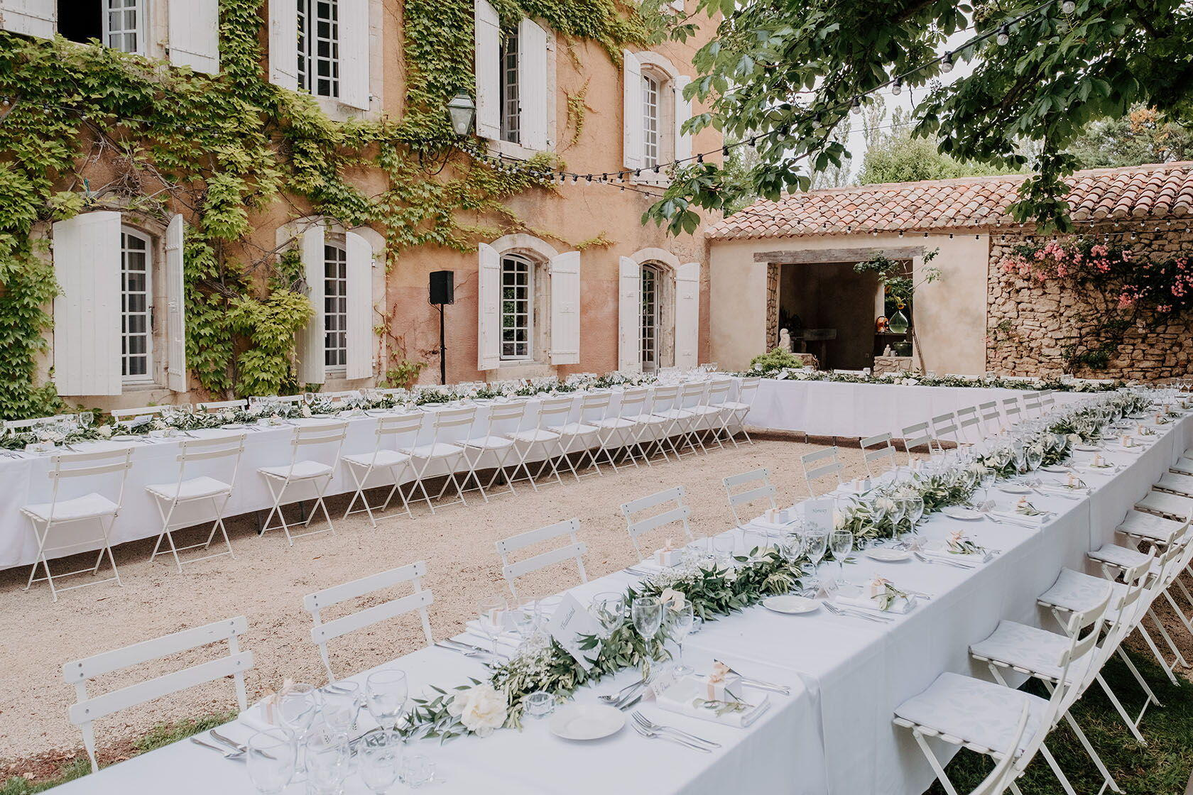 Guide Dream Weddings Provence Domaine de Palerme Weddings in Provence