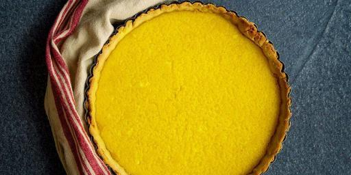 Homemade French Lemon Tart Desserts