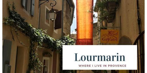 Charming Lourmarin Provence