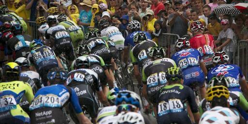 Tour de France St Remy de Provence 2014
