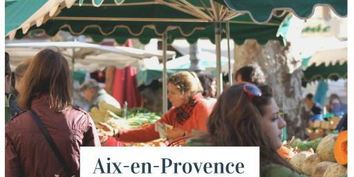 Living in Aix-en-Provence
