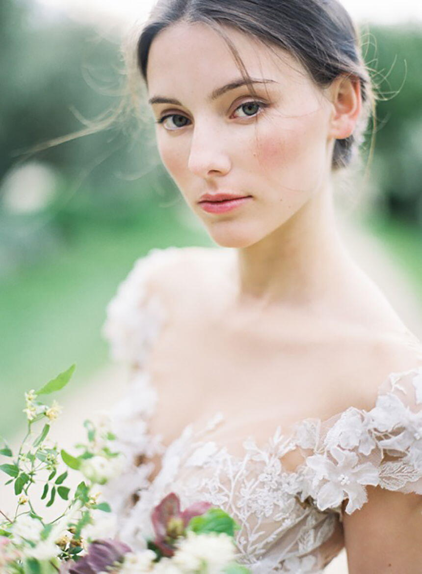YLVA LANGENSKIOLD Make-up Artist Weddings Provence