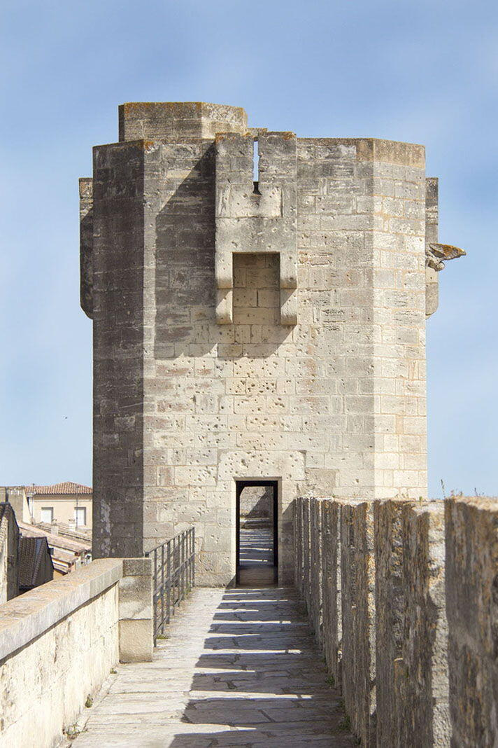 Aigues Mortes Camargue Ramparts