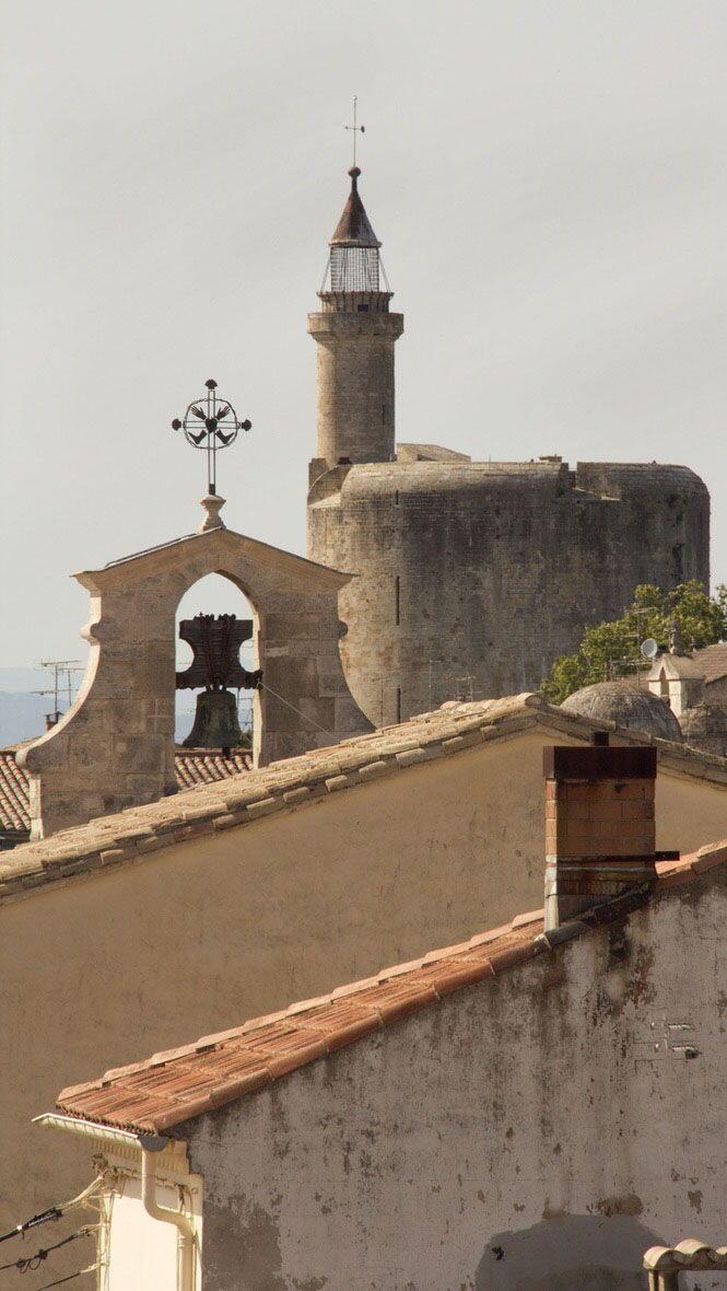 Aigues Mortes Town Camargue
