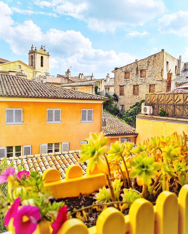 Aix-en-Provence Roof top Views