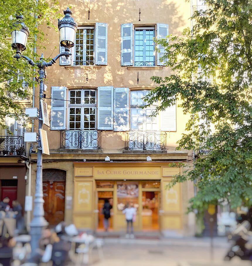 City of Fountains Aix-en-Provence Photos