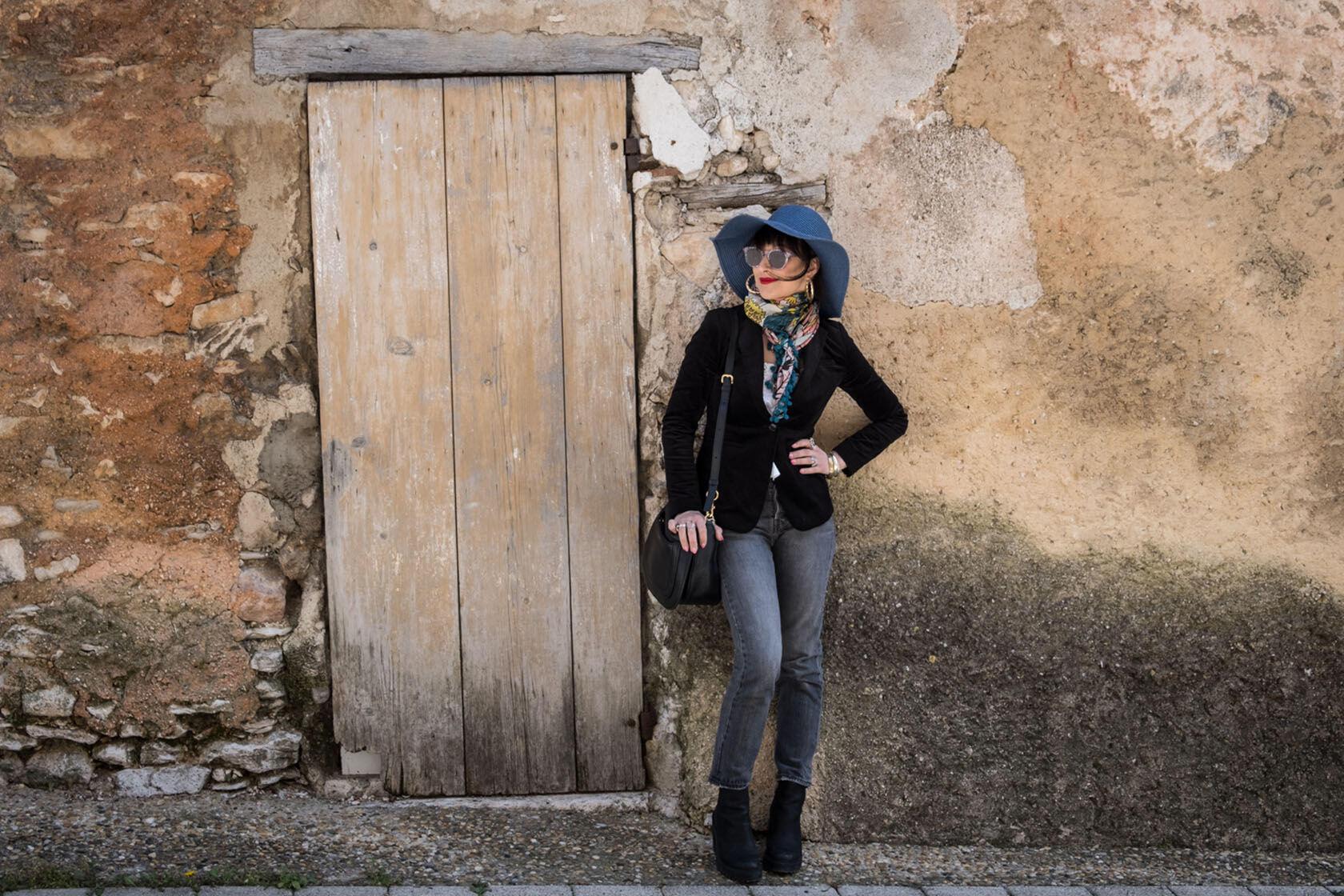 Justine Portrait Photography Provence Workshops