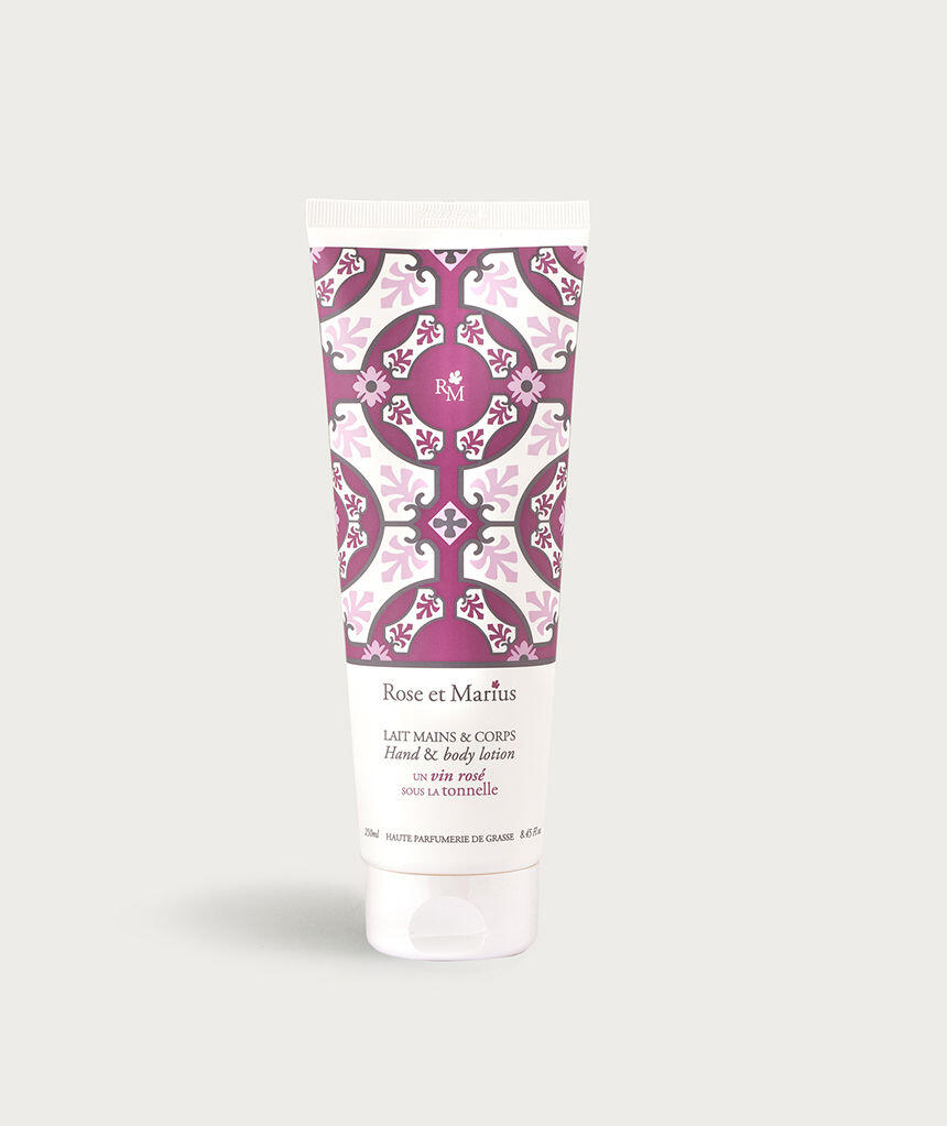 Rose et Marius Perfume Hand and Body Lotion