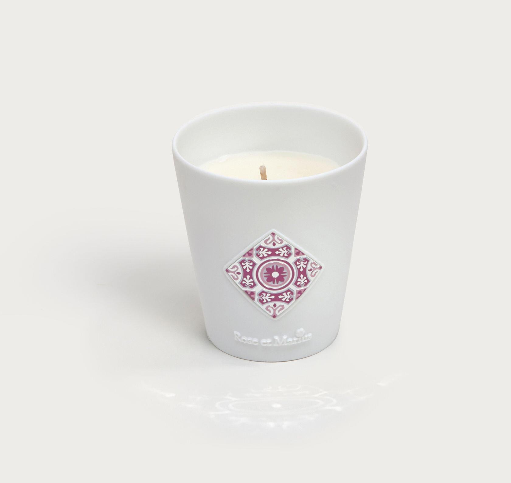 Rose et Marius Perfume Rosé Candle