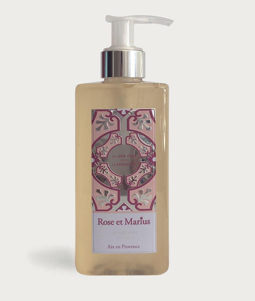 Rose et Marius Perfume Rosé Shampoo