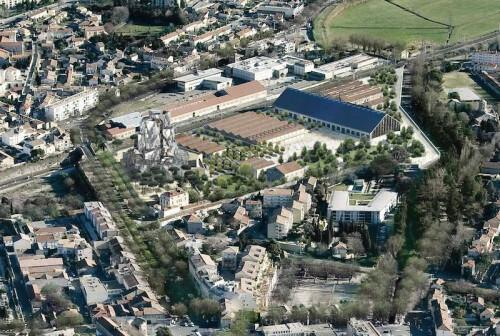 LUMA Arles Arts Centre