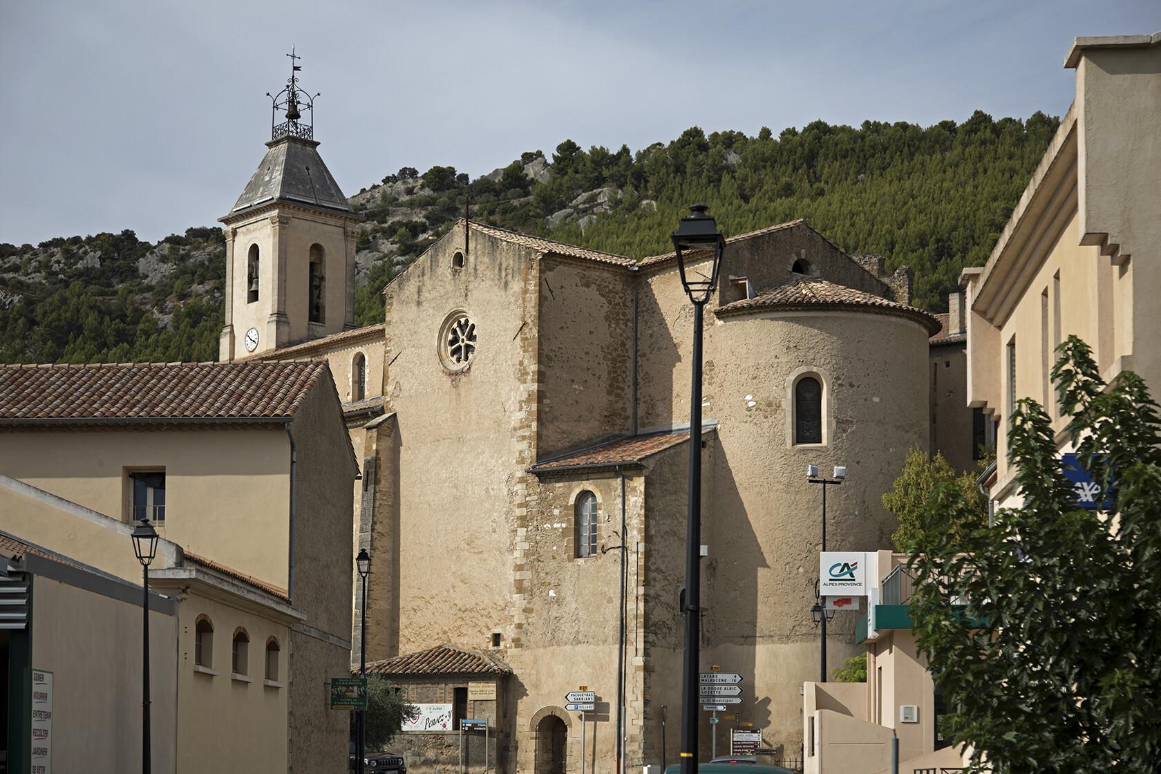 Côtes du Rhône Wine Route Beaumes-de-Venise