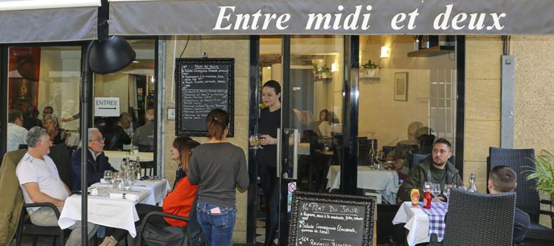 Eat Lunch Aix-en-Provence Entre Midi et Deux