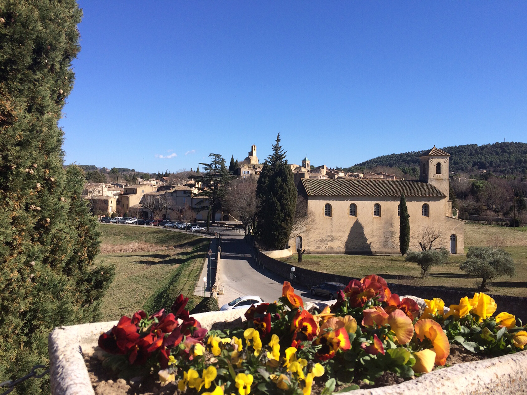 Lourmarin Provence Sophie Claire Novels