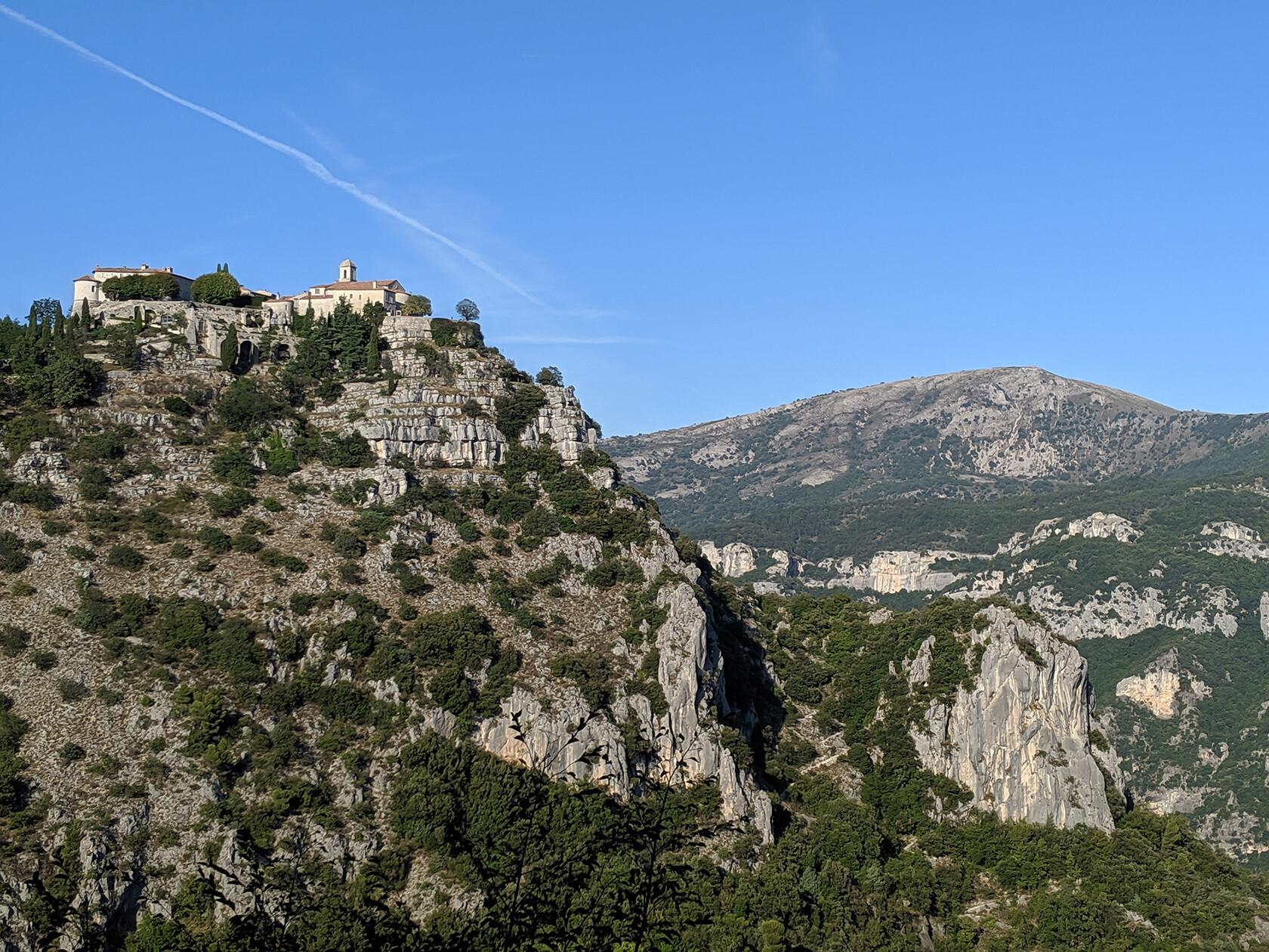 Gourdon Alpes-Maritimes