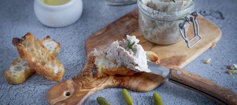 Pork Rillettes Classic French Recipe