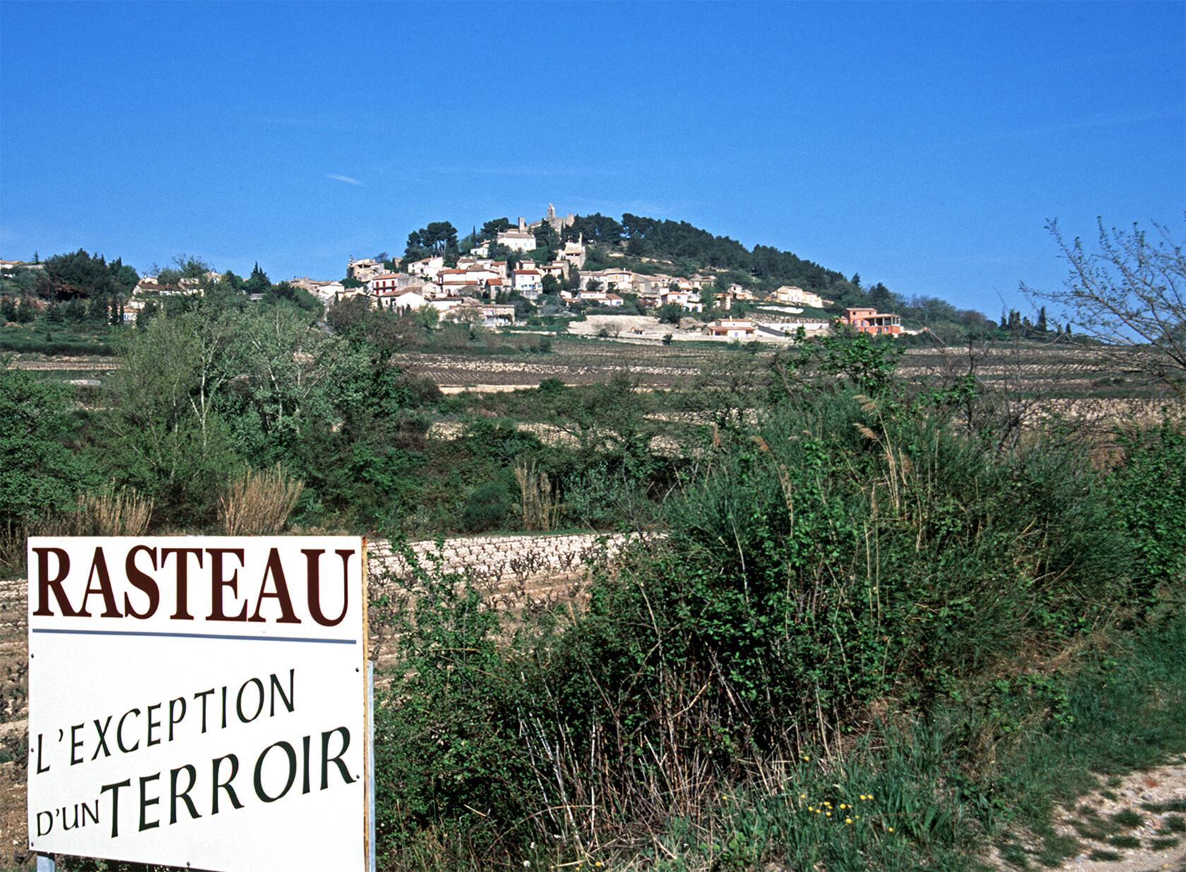 Rasteau Côtes du Rhône Wine Route