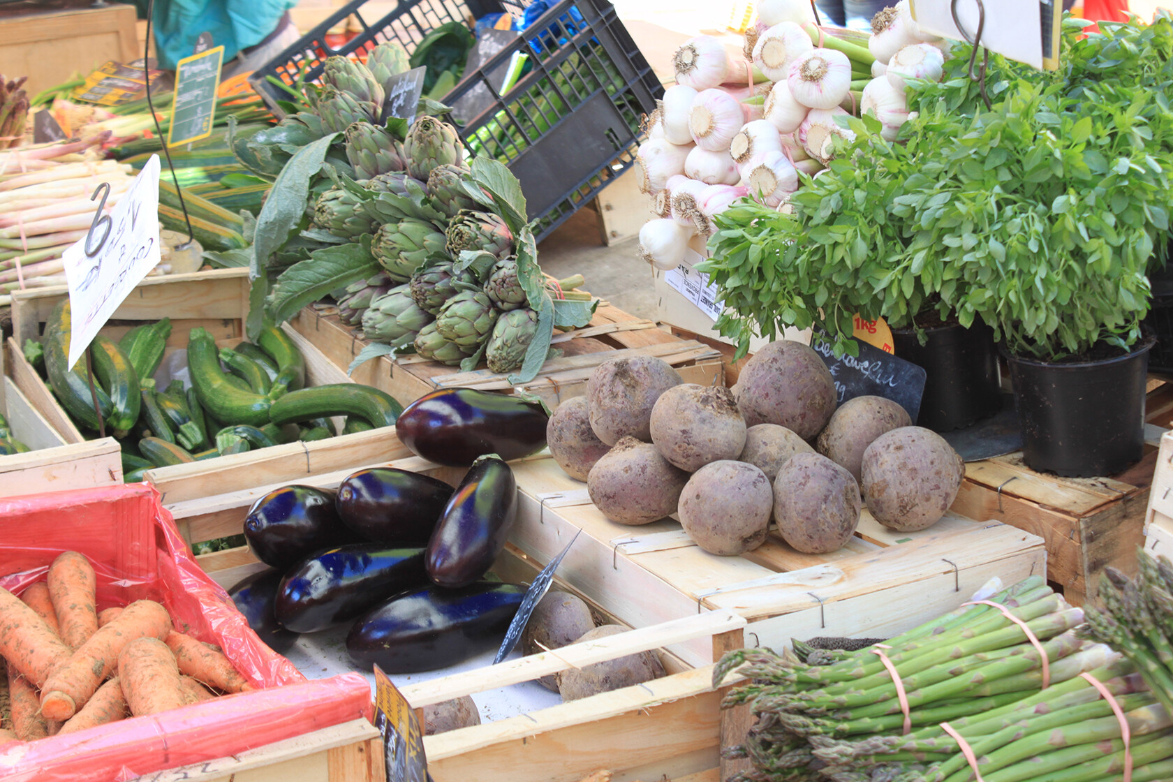 Rent Our Home Provence joy of seasonal produce
