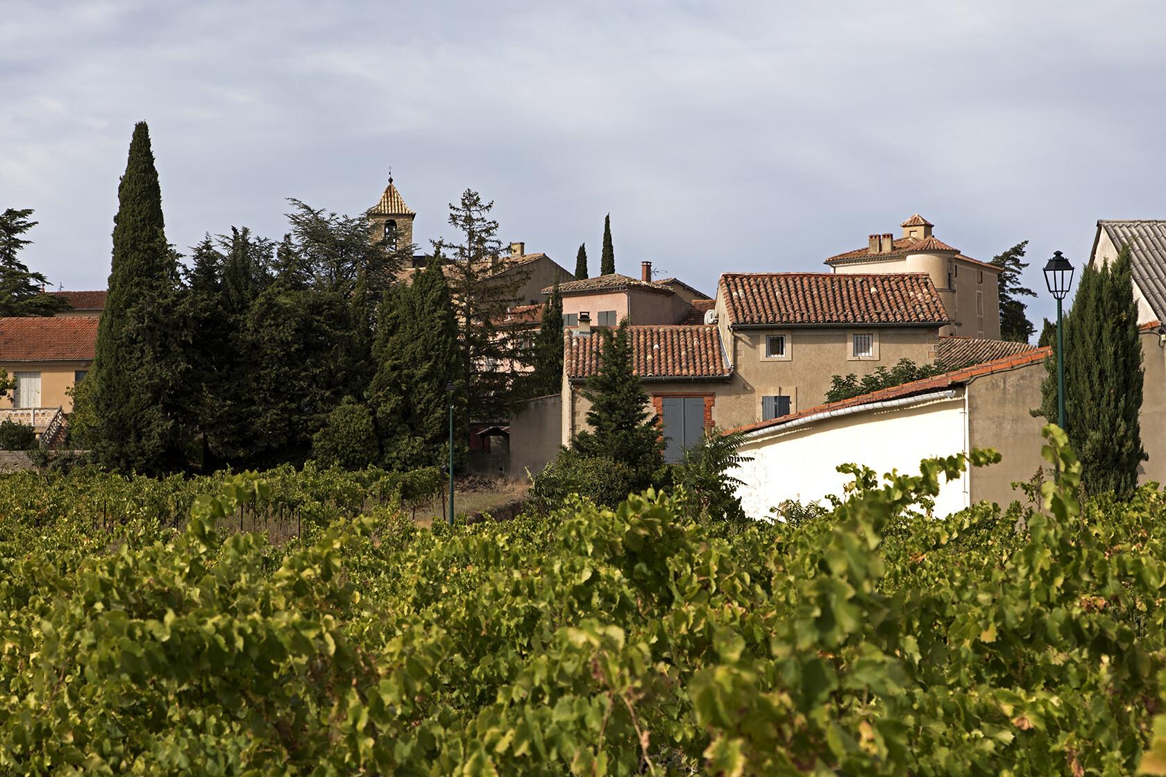 Vacqueras Côtes du Rhône Wine Route