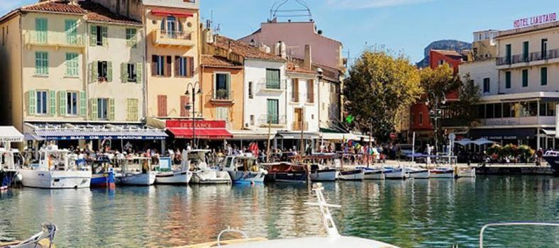 Visit Seaside Cassis France