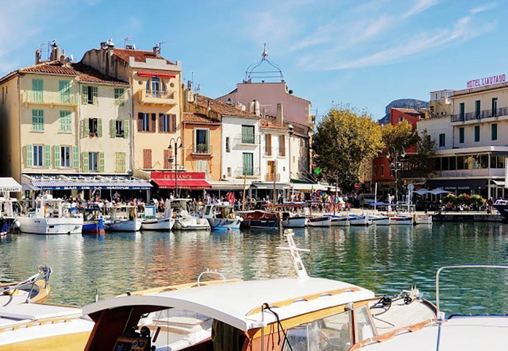 Visit Seaside Cassis France