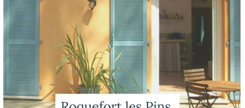 Where we Live Roquefort les Pins Living French Riviera