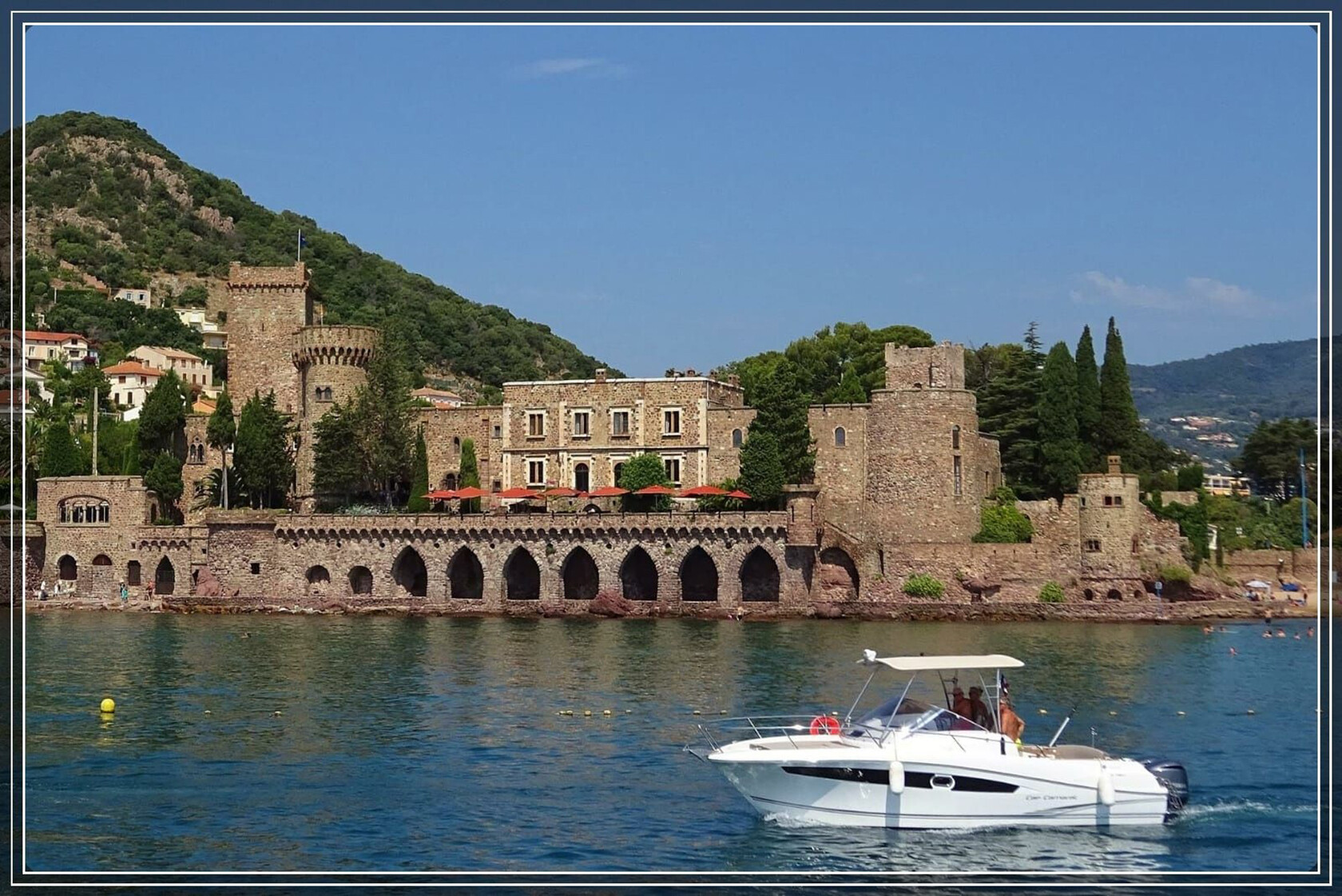 Affordable Family Holiday Riviera Boating Chic Gites