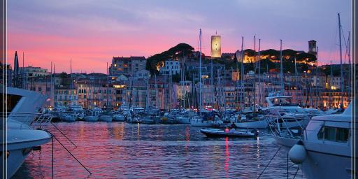 Cannes Sunset Affordable Family Holiday Riviera Chic Gites