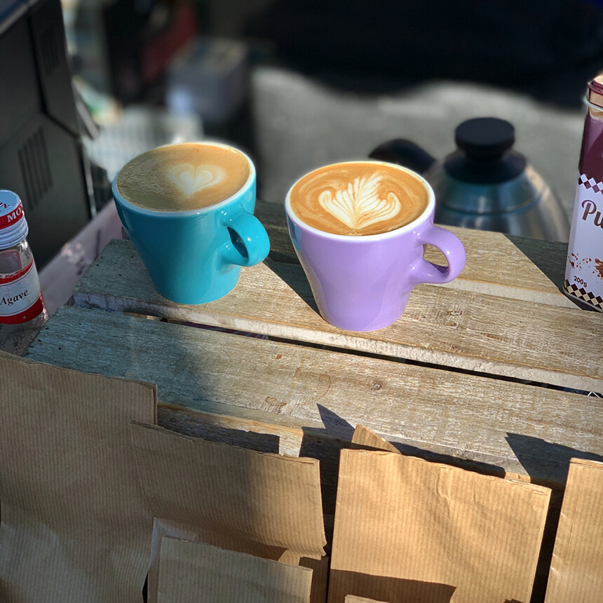 Lorgues Coffee Roasters Provence Markets