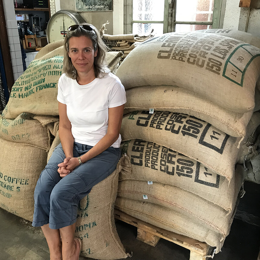 Lorgues Coffee Roasters Provence Taking Stock
