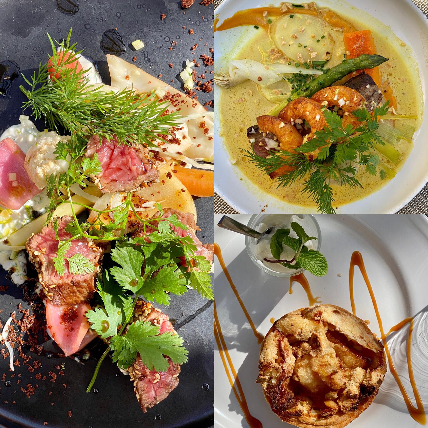 Lunch Restaurant le Mas Gordes