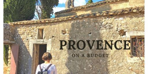 Visit Provence Budget Holiday