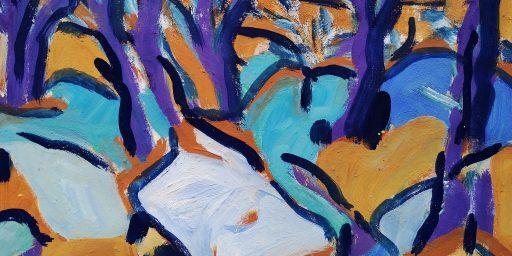 Aix Cezanne's Woods Miriam Hartmann